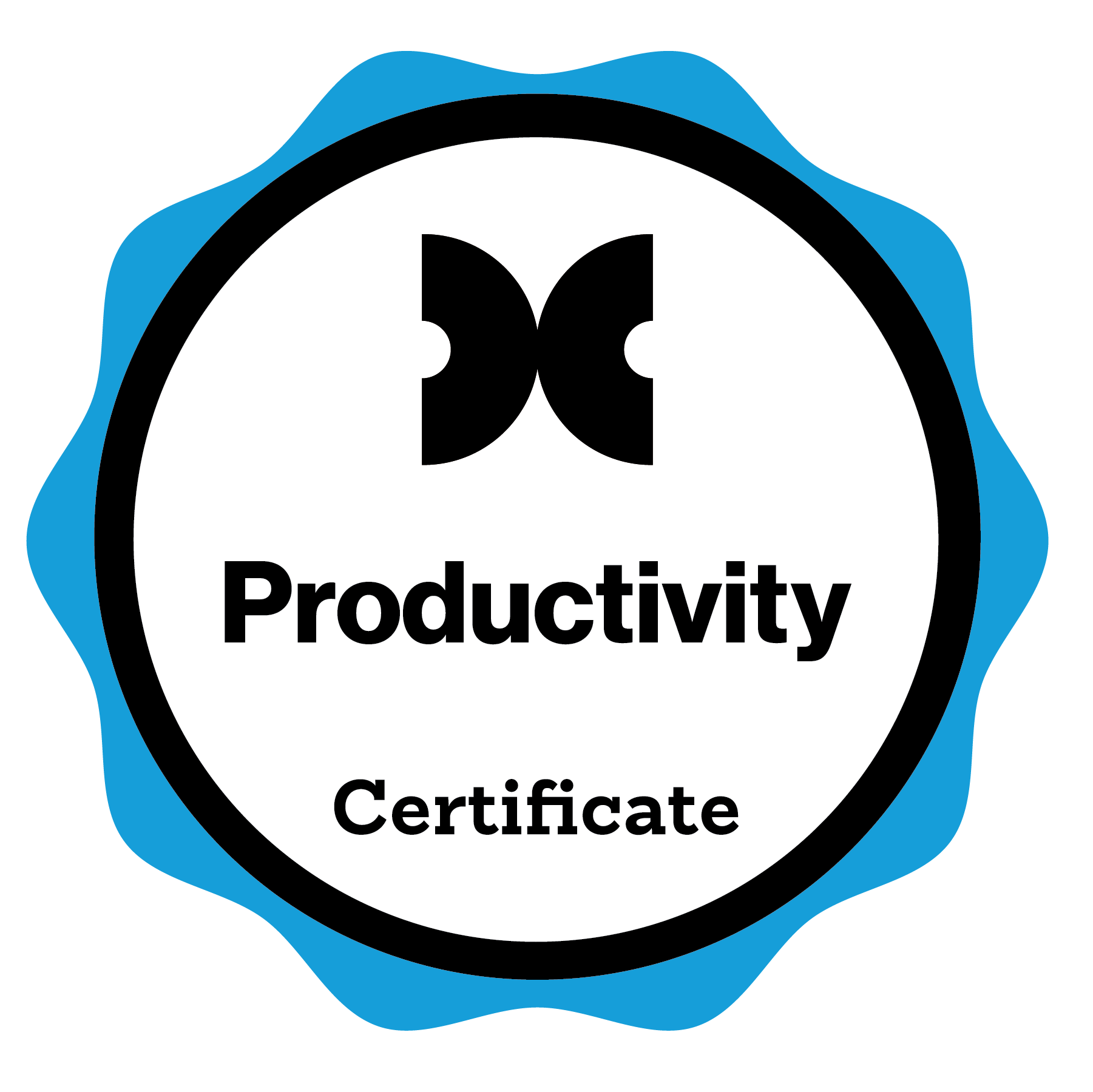 Badge Grid Icon
